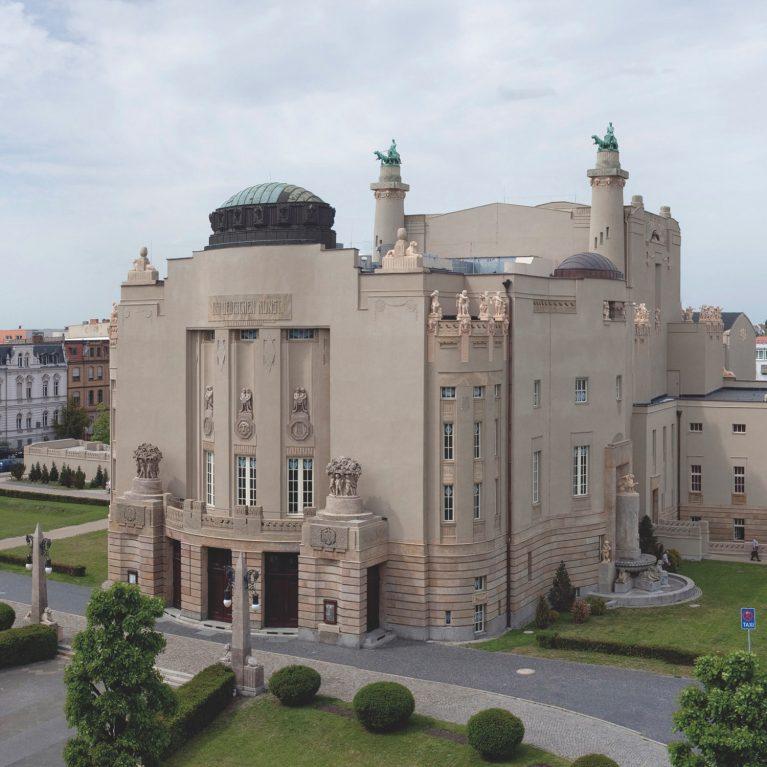 Das Große Haus am Schillerplatz
