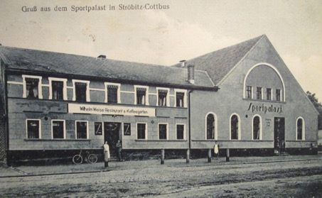 Theaterscheune Sportpalast