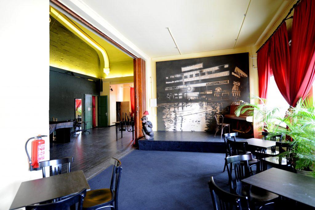 Theaterscheune Foyer