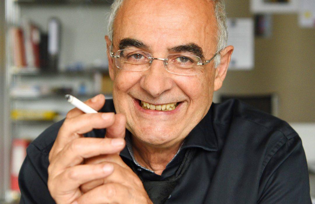 Intendant Dr. René Serge Mund Quadrat