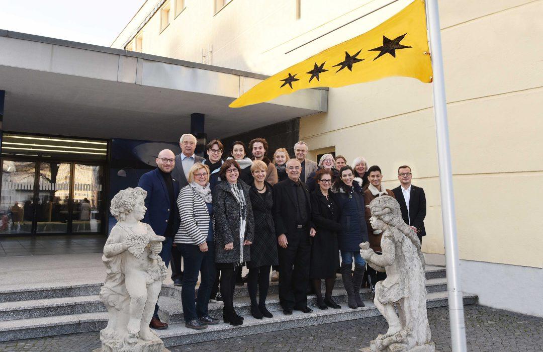 Stiftungsrat und Ballett 29.11.2018