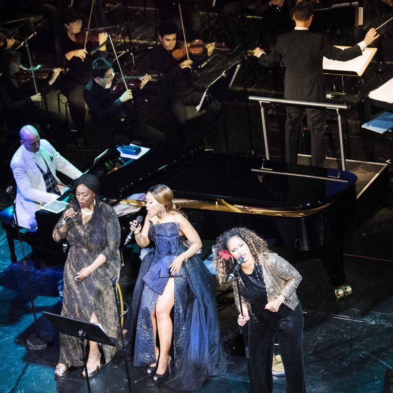 Max and Friends und das Philharmonische Orchester des Staatstheaters Cottbus